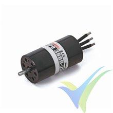Motor brushless inrunner Graupner COMPACT HPD 3860-2560, 370g, 3500W, 2560Kv
