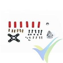 Motor brushless Graupner COMPACT 260Z R7004, 48g, 150W, 1100Kv