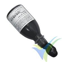Tinte universal negro azabache, 50g