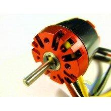Motor brushless EMP N2826/18, 51g, 240W, 1000 Kv