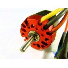 Motor brushless EMP N2830/09, 62g, 305W, 1300 Kv