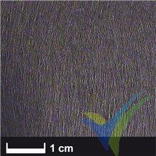 Tela fibra carbono sin tejer (mat) 20g/m², rollo 100cm x 1m