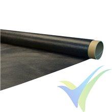 Tela de fibra de carbono sin tejer (mat) 20g/m², rollo 100cm x 1m