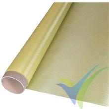Tela de kevlar 61g/m², Aero, tejido liso, rollo 100cm x 2m