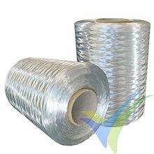 Mecha de fibra de vidrio VETROTEX P185-EC14-2400 tex, bobina 100m
