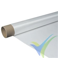 Glass fabric 25 g/m² Panda, plain, 127 cm, pack/ 1 m Sizing: Silane (1 m = 1.27 m²)