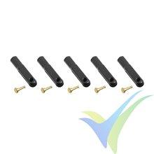 Kwik link nylon M2 micro G-Force, 5 uds