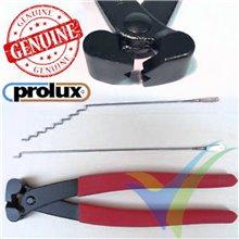 Prolux Z-Benders, alicates para terminar alambre en Z