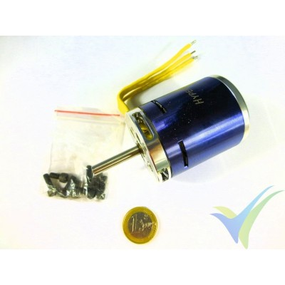 Motor brushless Hyperion Z4035-14, 446g, 1400W, 299Kv