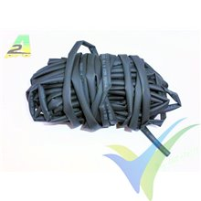 Heat shrink tubing 5mm black, A2Pro 160052, 1m