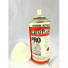 GreatPlanes - Pro CA Aerosol Activator 4 oz Foam Safe