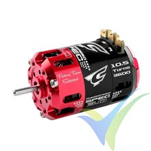 Motor brushless inrunner Team Corally Dynospeed SPEC 3.0 1/10 Sensored Competition, 166g, 700W, 3600Kv