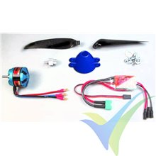 Multiplex propulsion kit 332639 Blizzard