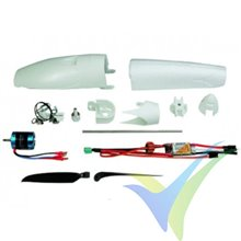 Kit de propulsión Multiplex 332655 Xeno Tuning