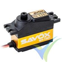 Servo digital Savox SH-1357, 26g, 2.5Kg.cm, 0.07s/60º, 4.8V-6V