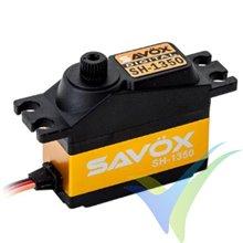 Servo digital Savox SH-1350, 26g, 4.6Kg.cm, 0.11s/60º, 4.8V-6V