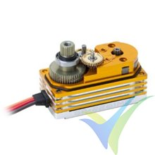 Servo digital Savox SB-2261MG, Brushless CNC Low Profile, 57g, 10Kg.cm, 0.076s/60º, 4.8V-6V