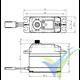 Servo digital Savox SV-1272SG HV, 63g, 30Kg.cm, 0.10s/60º, 6V-7.4V