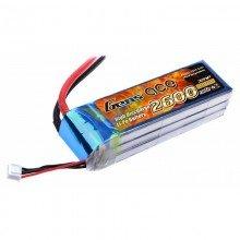 Batería LiPo Gens ace 2600mAh (28.86Wh) 3S1P 25C 228.4g Deans