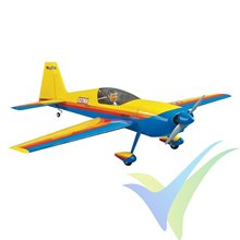 Kit avión Great Planes Extra 300SP EP ARF, 1270mm, 1590-1810g