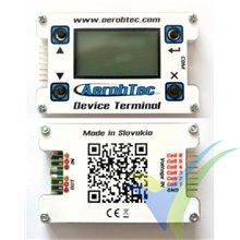 Device Terminal para altímetro Altis