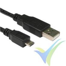 Cable USB micro para altímetro Altis