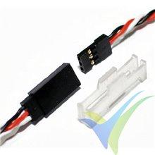 Clip de seguridad para conector de servo