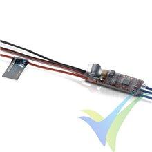 Variador brushless HobbyWing FlyFun, 6A, 2S, BEC 0.8A, 6g