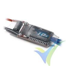 Variador brushless HobbyWing FlyFun, 10A, 2S-4S, BEC 1A, 10g
