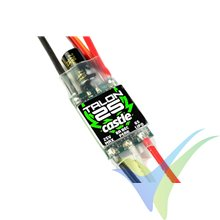 Variador brushless Castle Creations Talon 25, 2S-6S, 25A, SBEC 3A, 17.9g