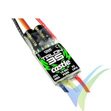 Variador brushless Castle Creations Talon 35, 2S-6S, 35A, SBEC 5A, 27.8g