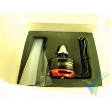 Motor brushless GEMFAN M1806L, 2300Kv, CCW, 20g, para multirrotor