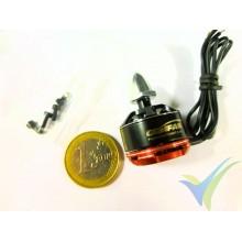 Motor brushless GEMFAN M1806R, 2300Kv, CW, 20g, para multirrotor