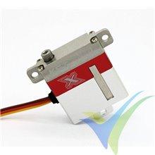 Servo digital KST X10 V2 HV, 28g, 10.8Kg.cm, 0.10s/60º, 6V-8.4V