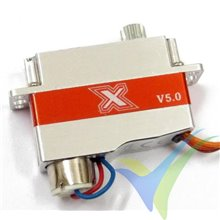 Servo digital KST X08 V5, 8g, 2.8Kg.cm, 0.09s/60º, 3.8V-8.4V