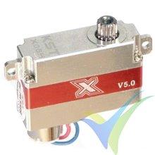 Servo digital KST X08H V5, 8g, 2.8Kg.cm, 0.09s/60º, 3.8V-8.4V