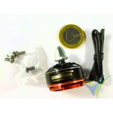 GEMFAN brushless motor M2205L, 2300Kv, CCW, 27.5g, for multirotor