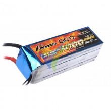 Batería LiPo Gens ace 3000mAh (44.4Wh) 4S1P 35C 365g