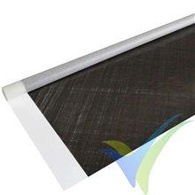 Tela fibra carbono Carboweave 20g/m2 (-/+45/IMS65) rollo 60x310cm