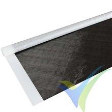 Tela fibra carbono Carboweave 40g/m2 (-/+45/ IMS65) rollo 60x310cm