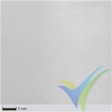 Tela fibra vidrio 49g/m2 (FE800 / tejido liso) rollo 5cm x 100m