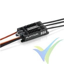 HobbyWing Platinum Pro 80A V4 Speed Control