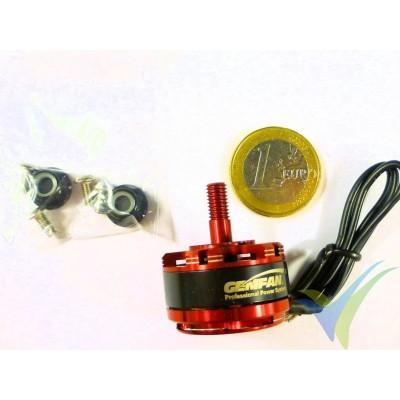 Motor brushless GEMFAN Racing GT2206R, 2300Kv, CW, 33g, para multirotor