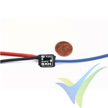 Módulo interruptor electrónico Graupner SXH 3970, 16A, 8g