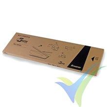 Graupner Vector Boards 0.8mm 1000x300mm, 38 pcs