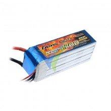 Gens ace LiPo Battery 2700mAh (59.94Wh) 6S1P 35C 448g