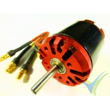 EMP N3542/05 brushless motor, 142g, 630W, 1250 Kv