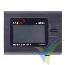 Multímetro SkyRC iMeter 7in1