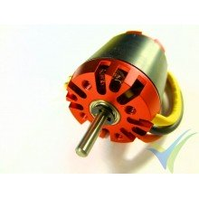 EMP N2830/14 brushless motor, 62g, 300W, 850 Kv