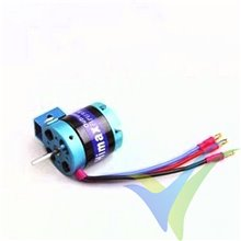 Motor brushless Multiplex Himax C2212-1180 eje 2mm, 31g, 50W, 1180Kv